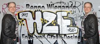 Fotogaf und Grafik-Designer Benno Wienands Portfol