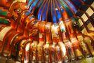 Indian Hotel Sistine Ceiling by Tom Priestley