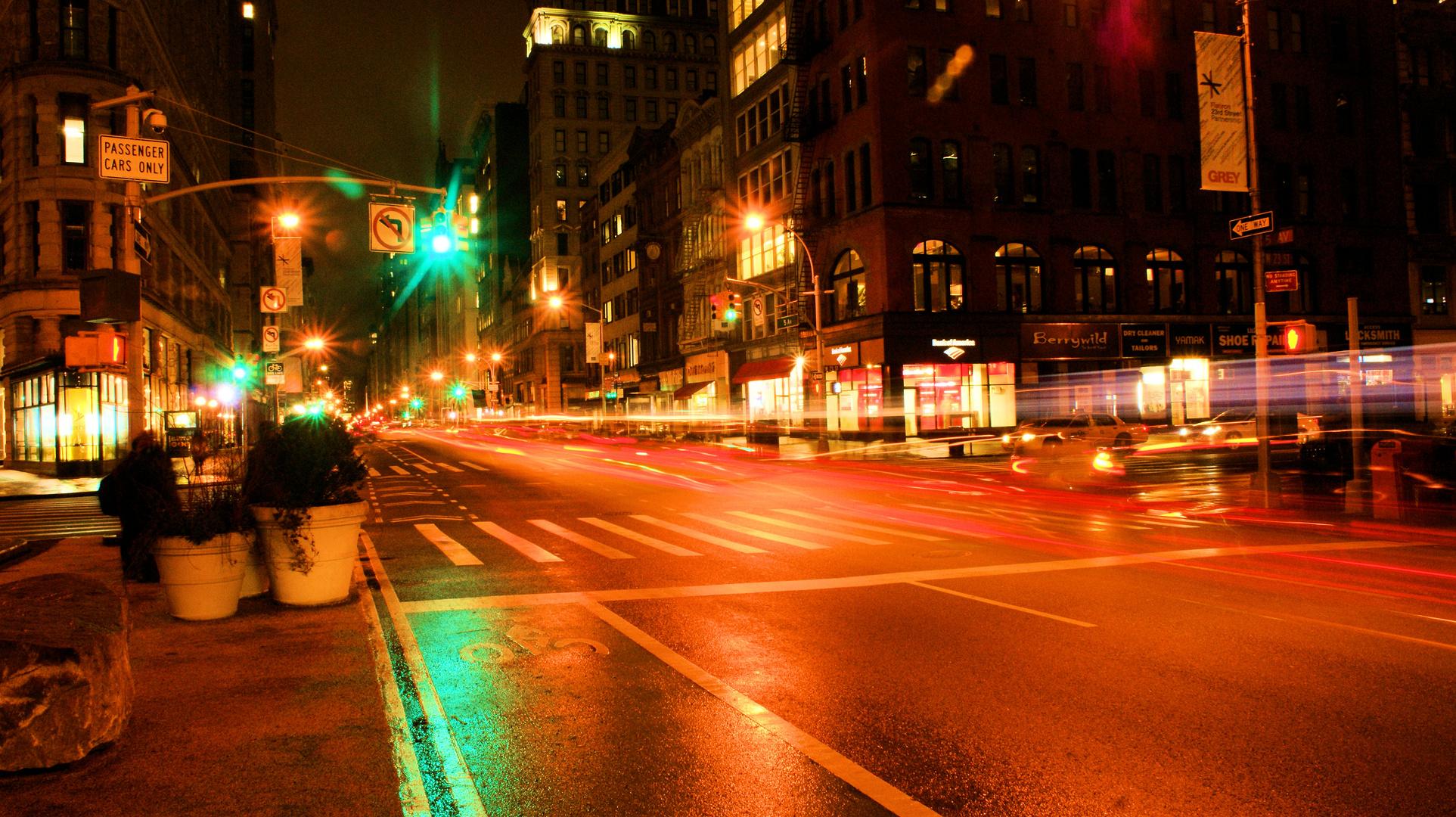 5th Avenue by Flatiron Bld.