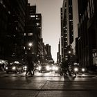 5th avenue when the sun goes down #1
