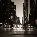 5th avenue when the sun goes down #1