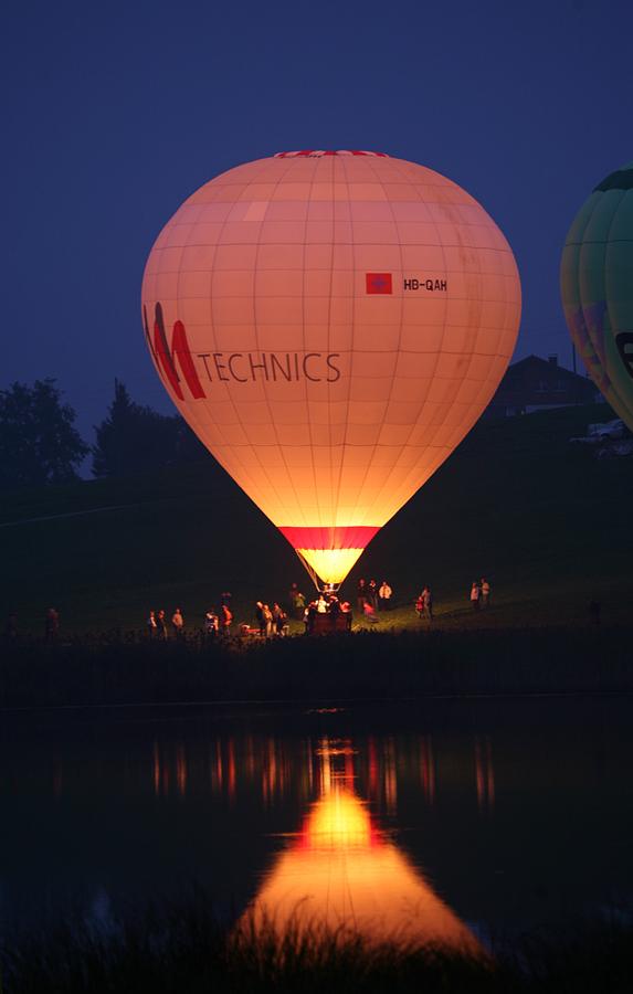 6. Internationale Ballontage Toggenburg 2
