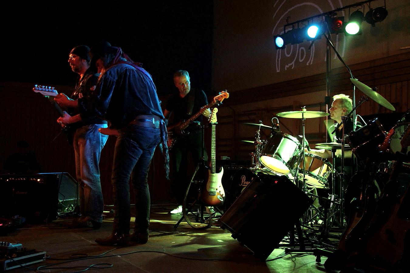6. Mülsner Rock & Blues Nacht : Kuhle & The Gang mit Peter Schmidt