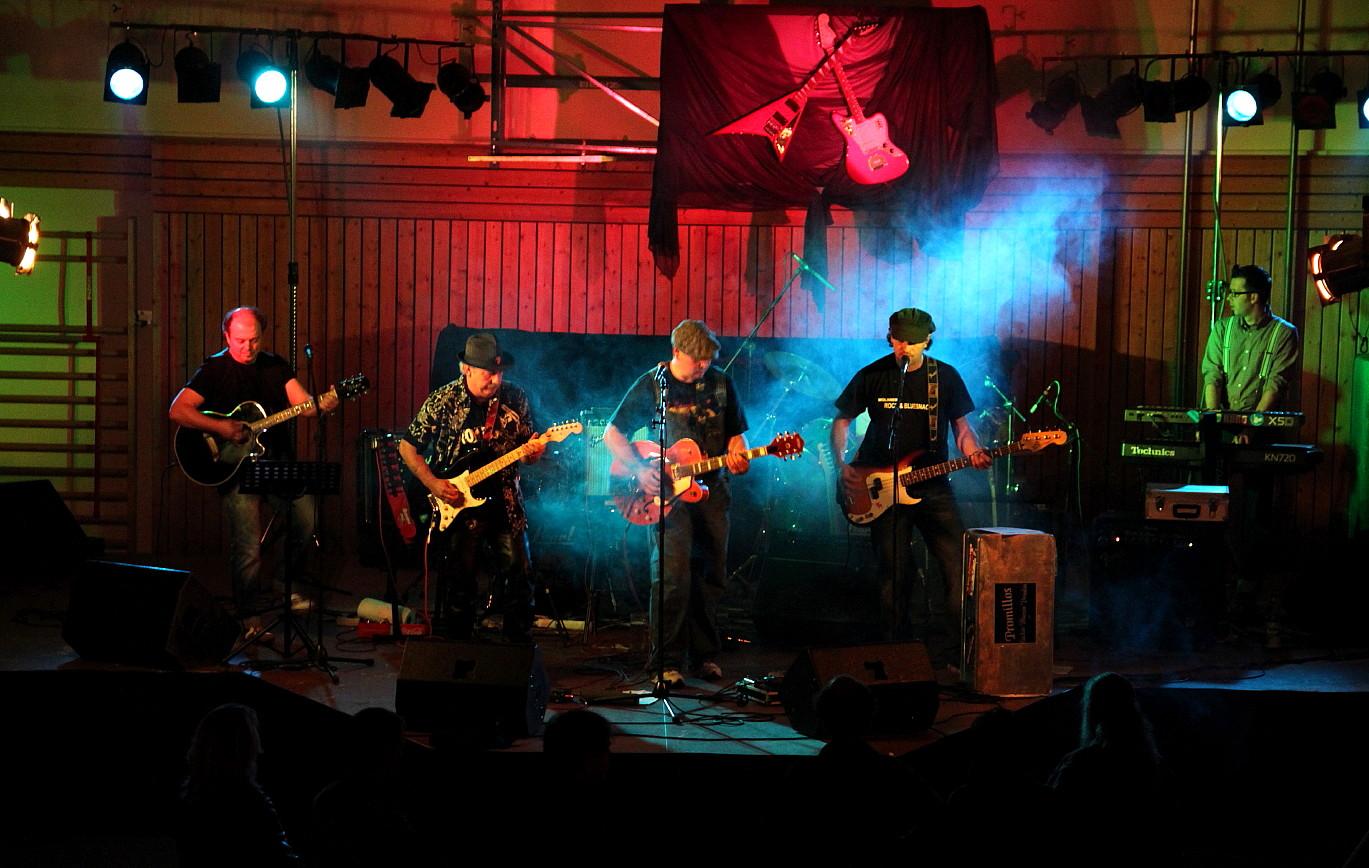 6. Mülsner Rock & Blues Nacht : Promillos