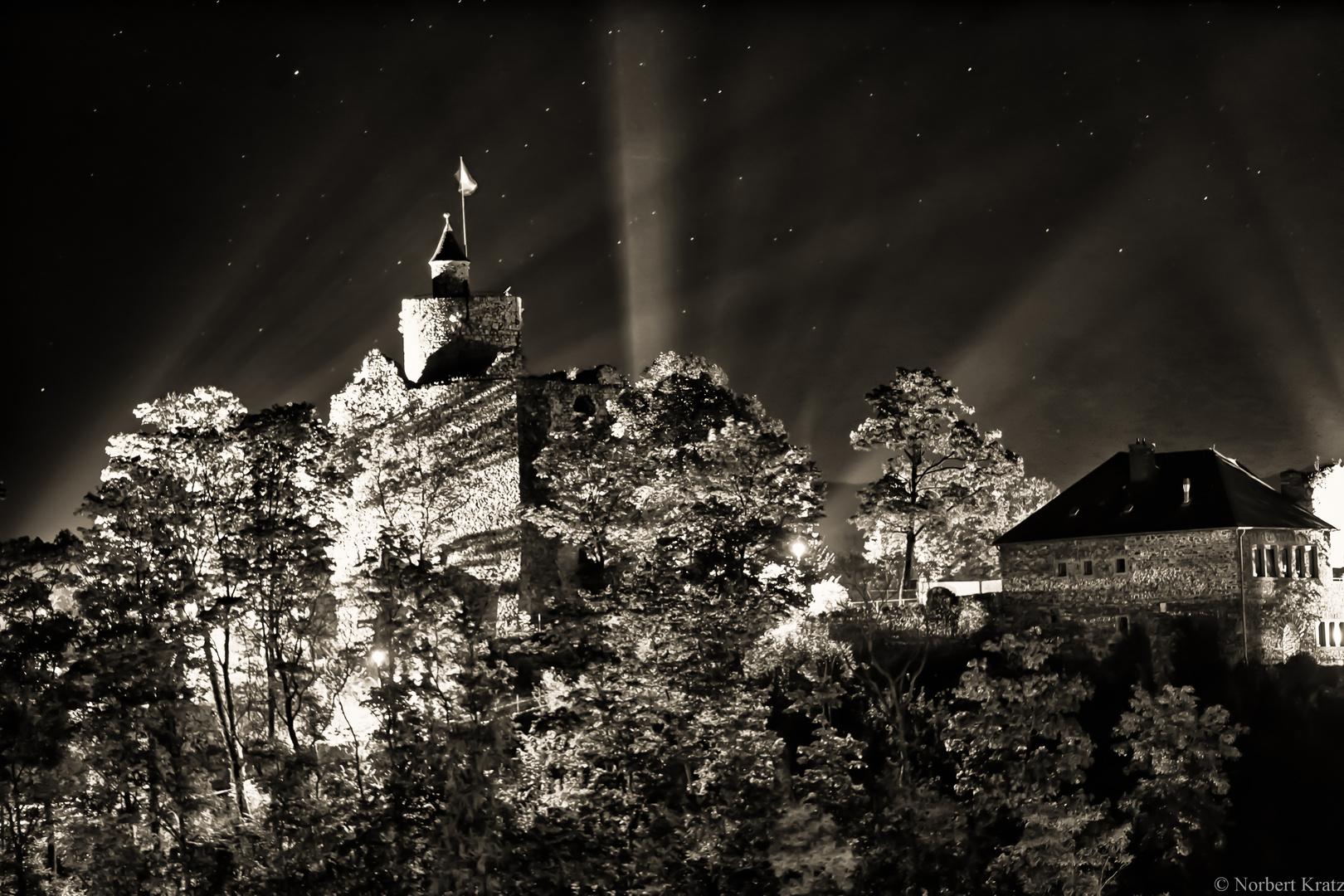6 Sekunden Burg Saarburg