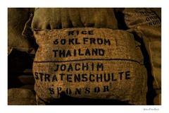 60 kg Reis aus Thailand