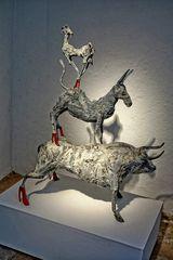 600kg – Tacones rojos 5 by Rogelio Olmedo