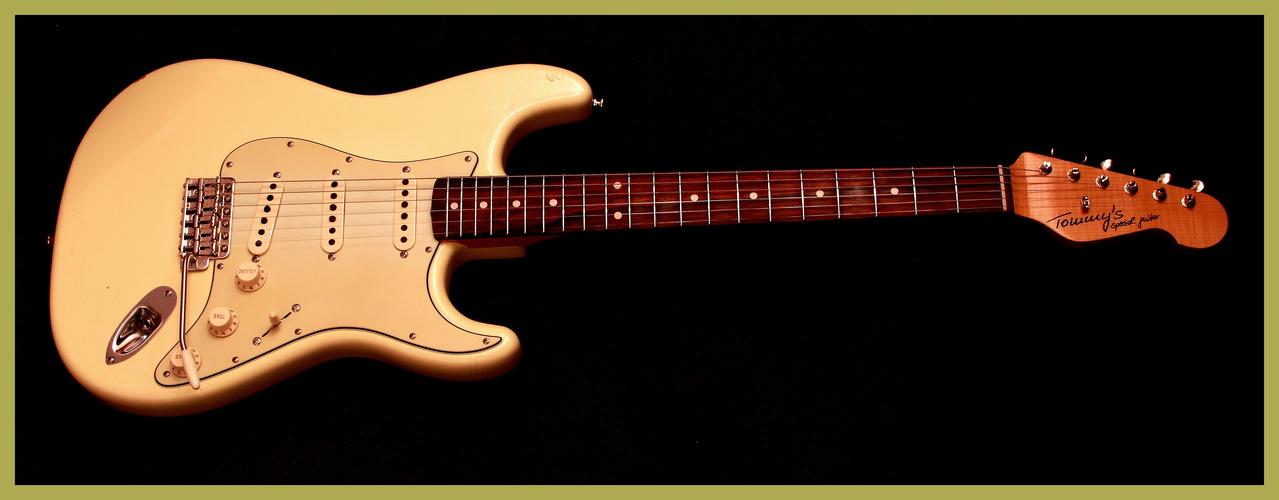 60er Relic Stratocaster