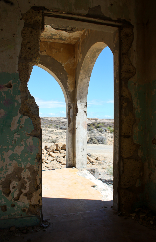 6.1. Kufra-Oase, Libyen