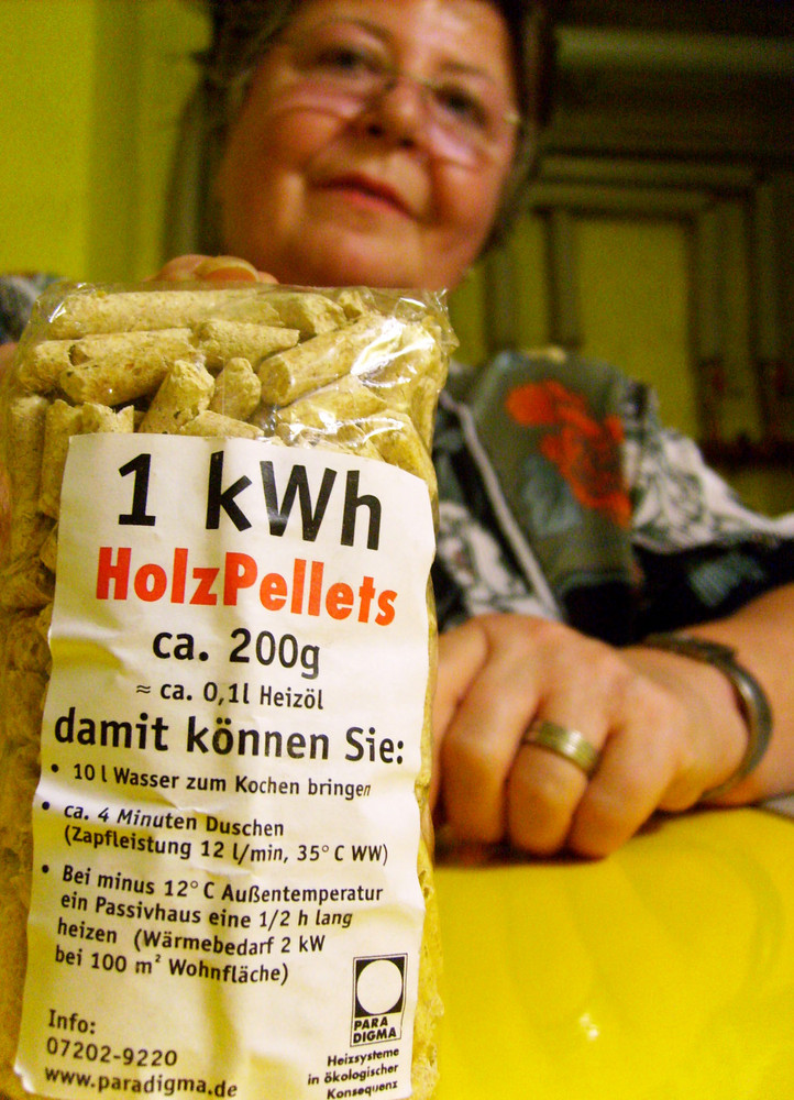 6.10.2007, 5. Holzpellets-Tag in NRW