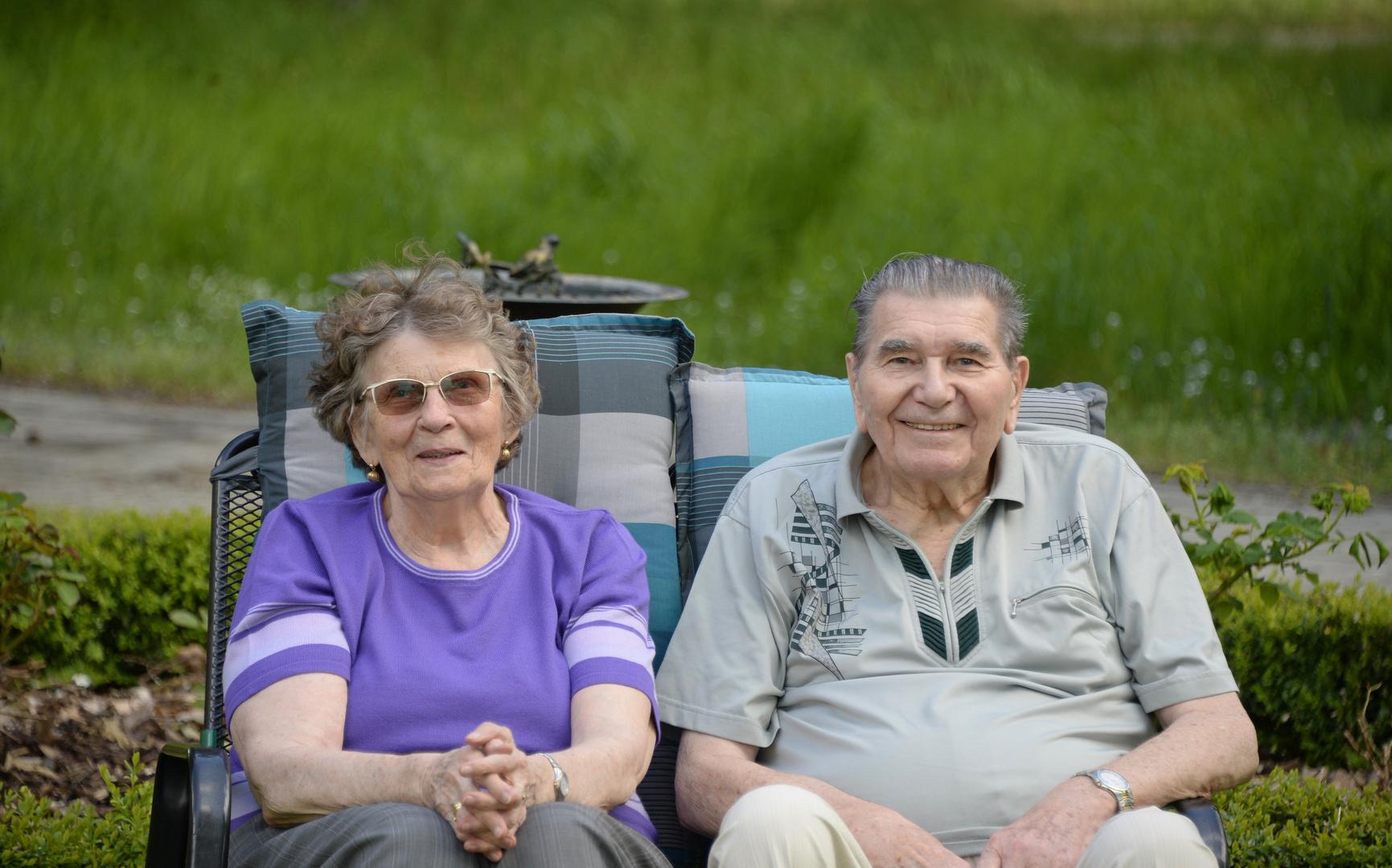 63 Jahre Gemeinsamkeit