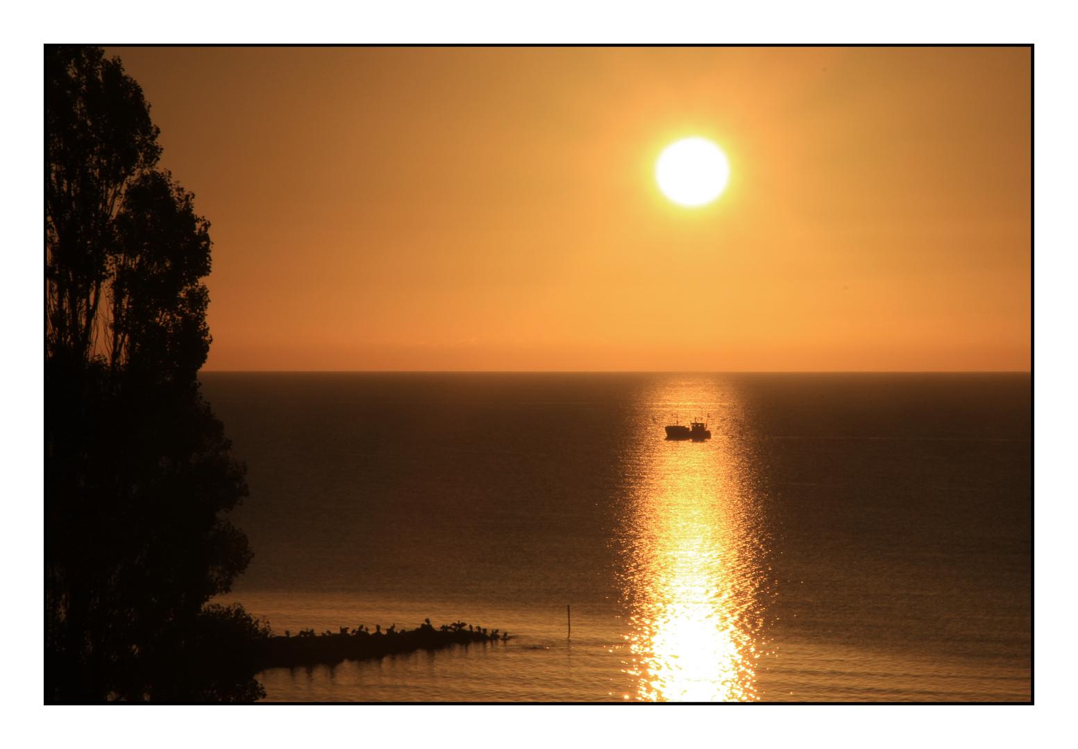6.44Uhr Ostseeromantik