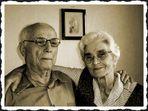 66 Jahre verheiratet...