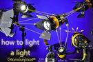 Dedolight-LED-Lichtsetup-Produktfotografie-Glamourpixel-Marco-Wydmuch-Fotokurs von Glamourpixel Fotodesign