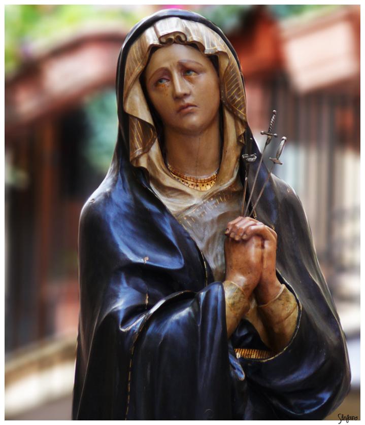 6.Madonna Addolorata