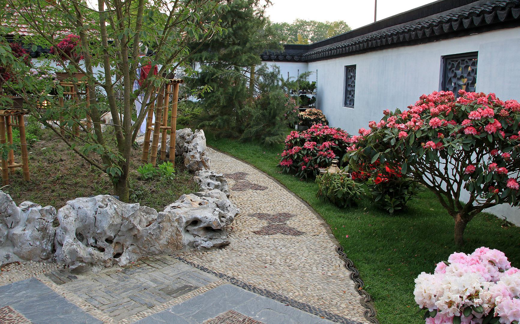 7 Chinesischer Garten Foto Bild Landschaft Garten