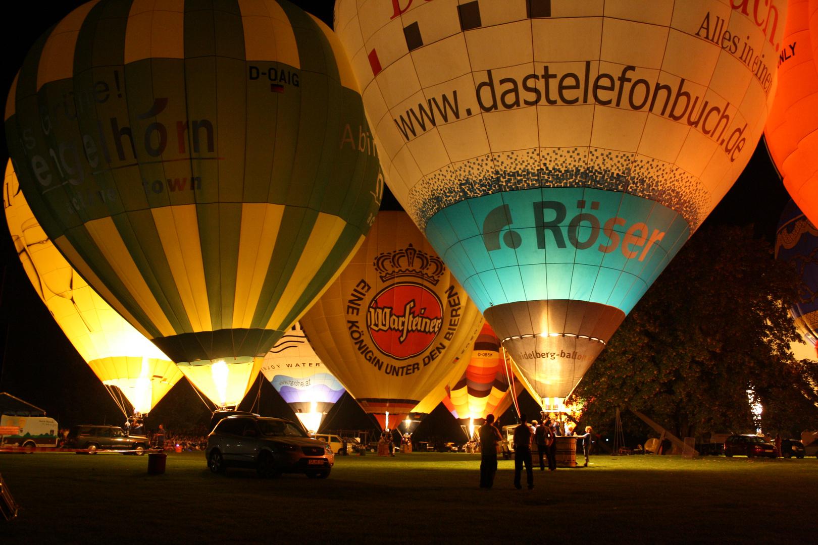7. Internationales Röser-Ballonfestival