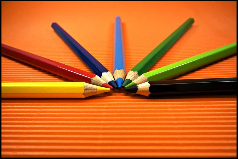 7 Pencils.