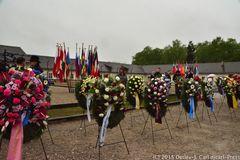 70. Jahrestag der Befreiung des KZ Dachau am 03. Mai 2015 - 06