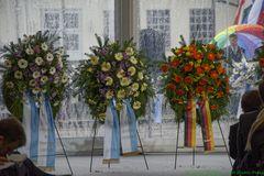 70. Jahrestag der Befreiung des KZ Dachau am 03. Mai 2015 - 11