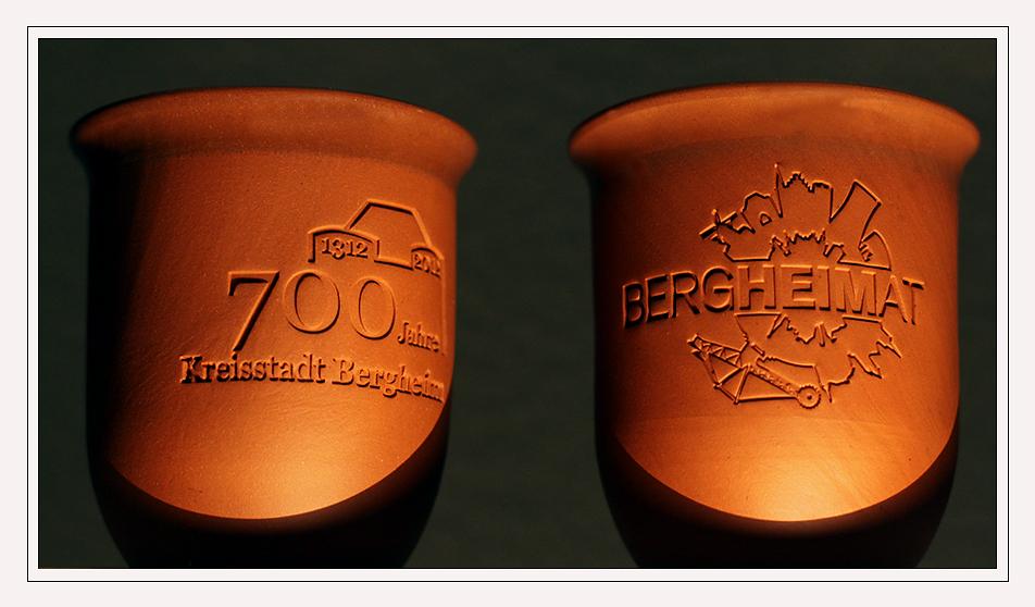 700 Jahre BERGHEIM