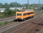 708 315 (ex 188 315-6 DR) bei Durchfahrt in Ahlen/Westf.