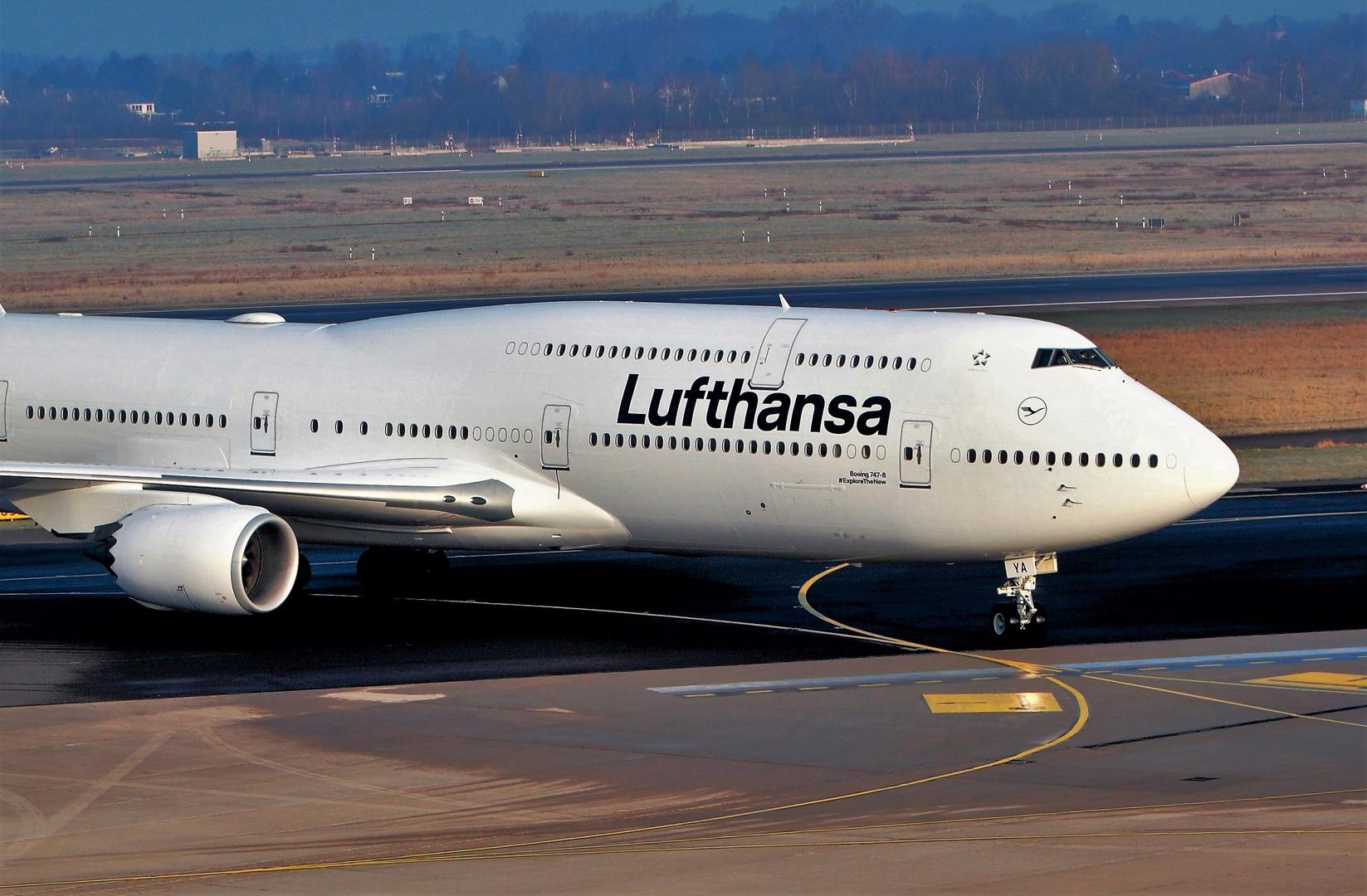 747 in Düsseldorf