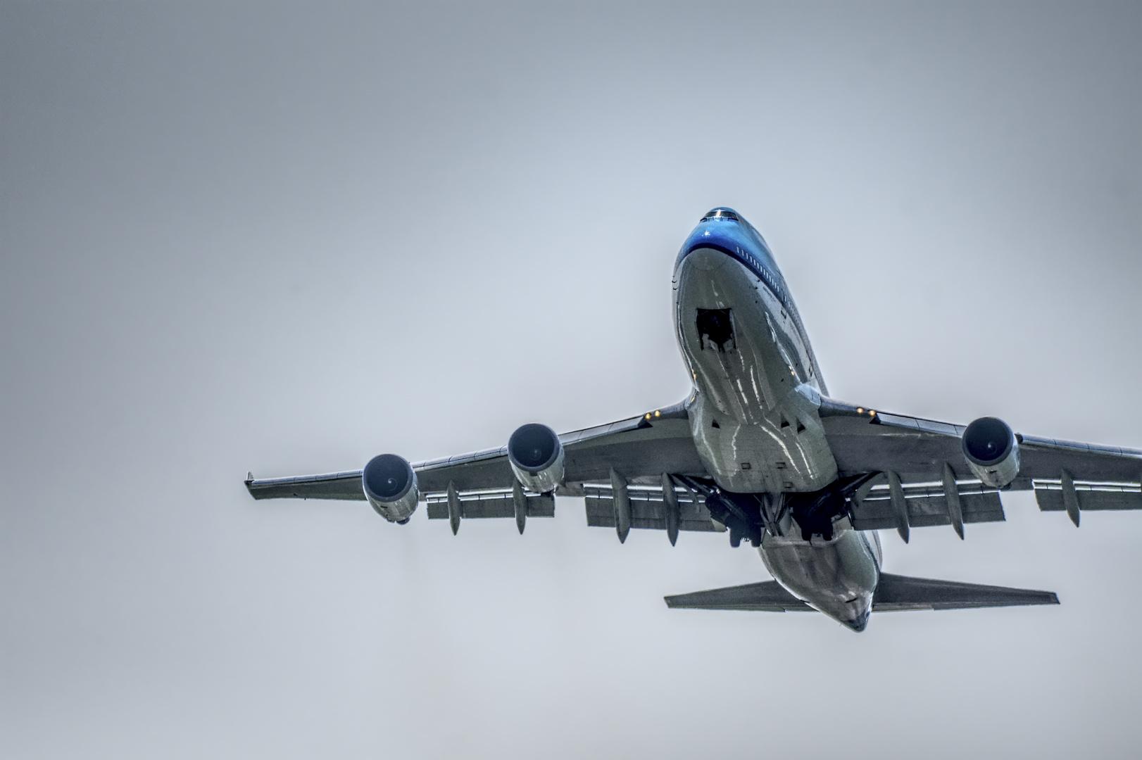747 shiphol