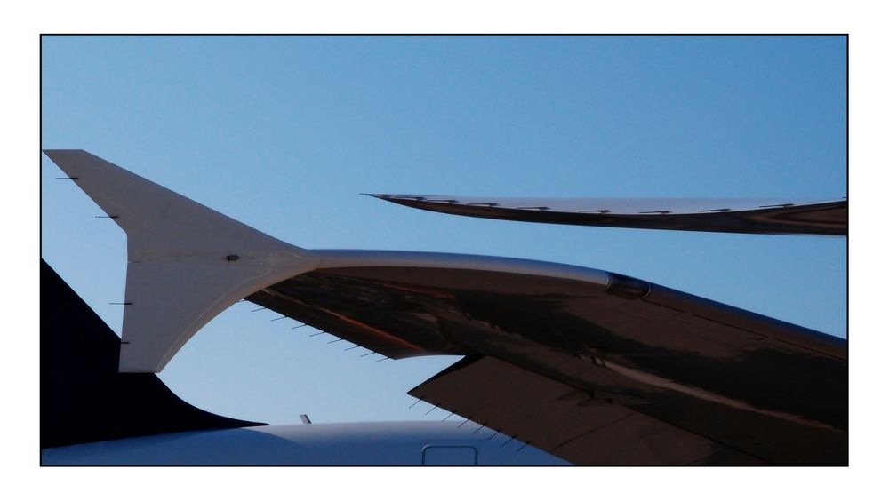 747 Strich Acht - der elegante Flügel...