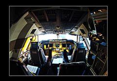 747 Strich Acht - endlich im neuen Cockpit