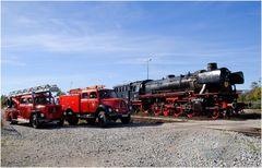 75 Jahre Dampflokomotive 41 018