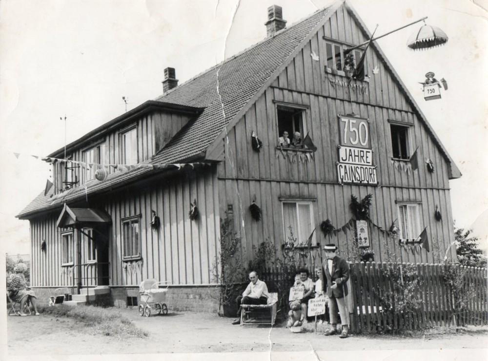 750 Jahre Cainsdorf