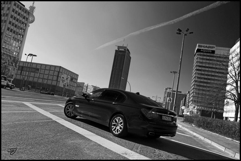 750iL XDrive BMW