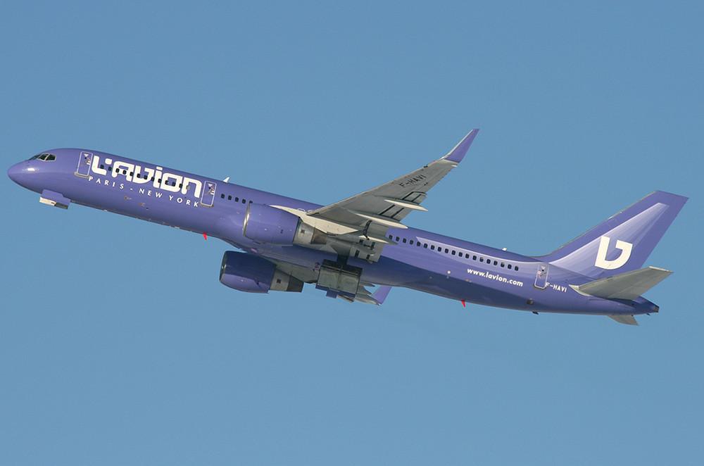 757-200 L'Avion F-HAVI