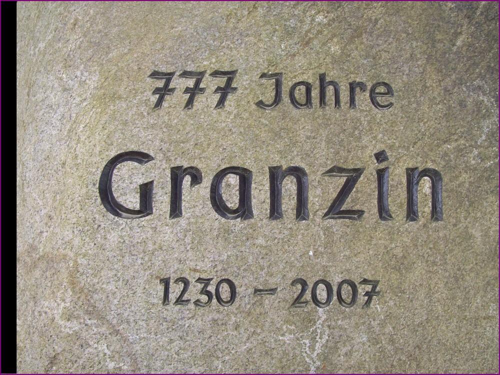 777 Granzin