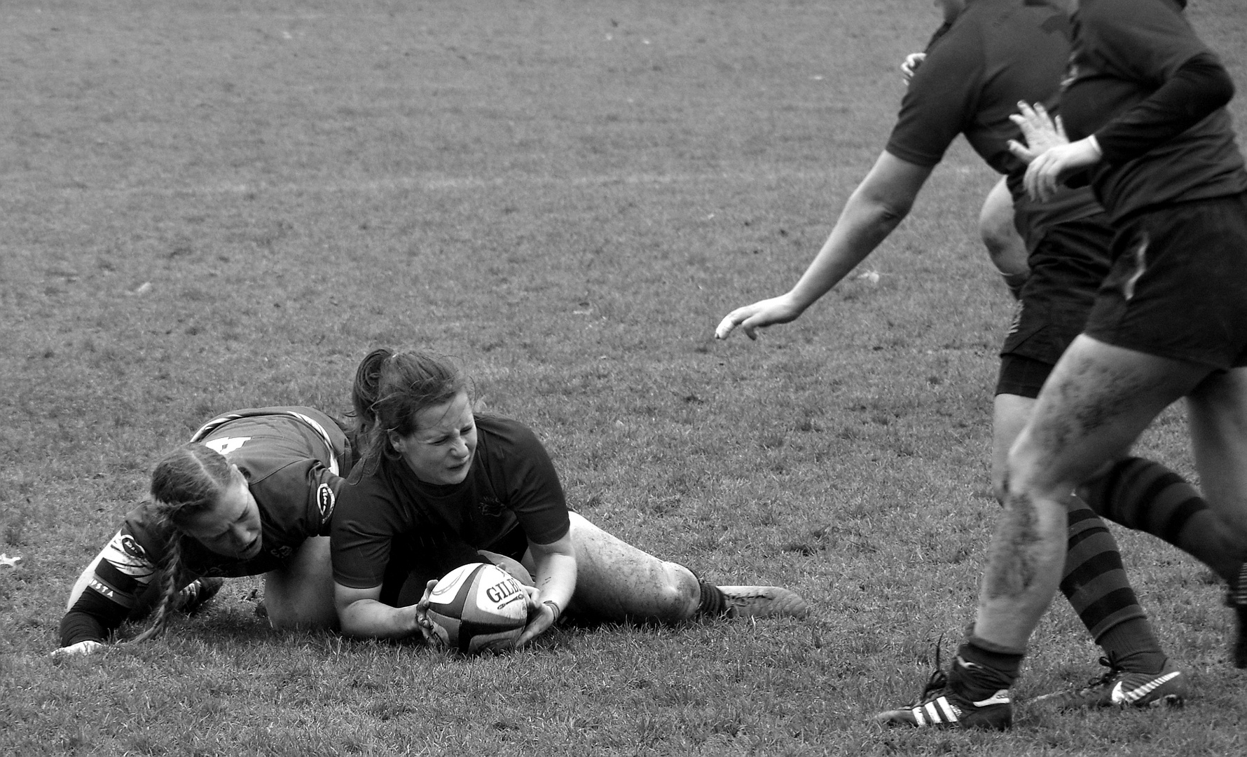 7er Rugby Frauen 8