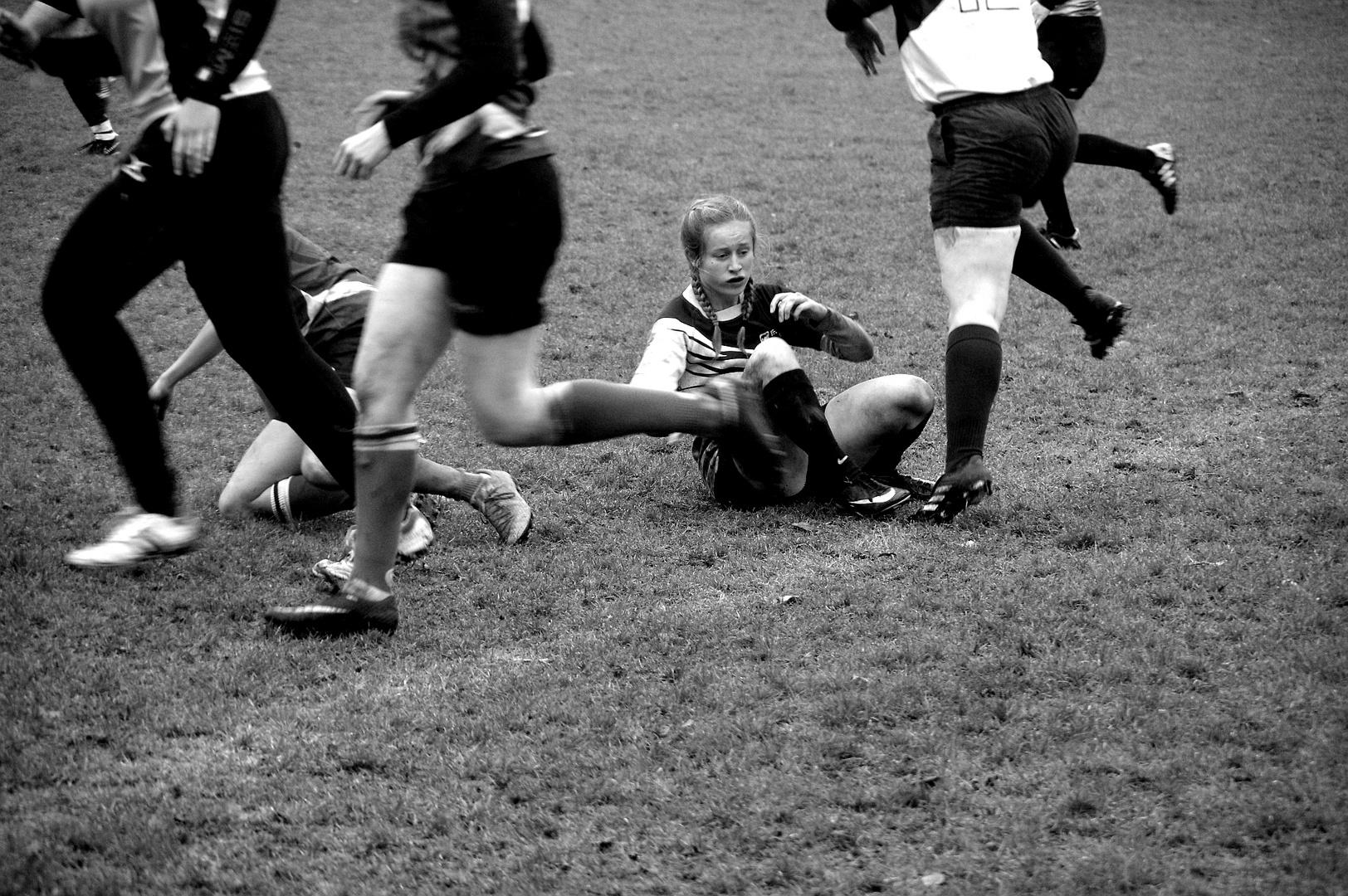 7er Rugby Frauen 9