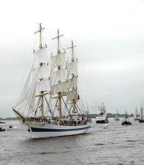 814. Hafengeburtstag in Hamburg