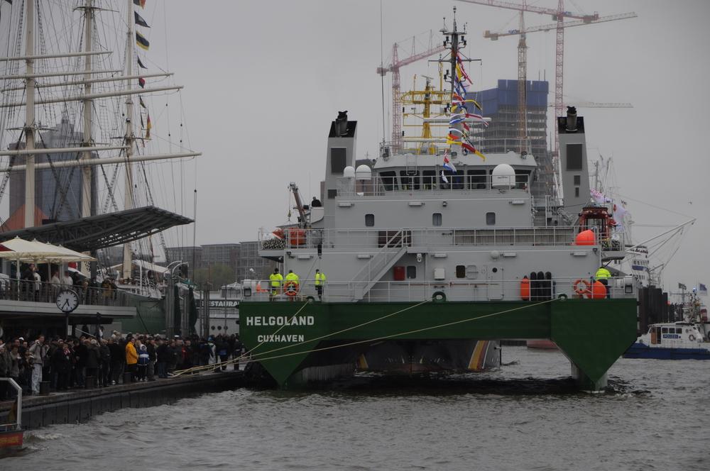 821. Hafengeburtstag Hamburg