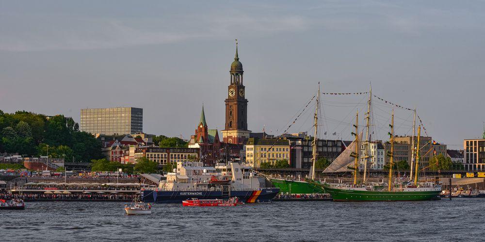 829. Hamburger Hafengeburtstag #11