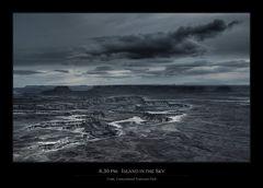 8.30PM: Island In The Sky