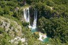 Manojlovacki Wasserfall von Ecce