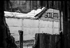 ´89 Glienicke am Teltowkanal auf ORWO NP27