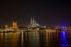 9 ~ Köln bei Nacht