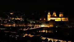 9 Uhr abends in Passau