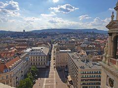 90-Grad-Winkel zur Donau