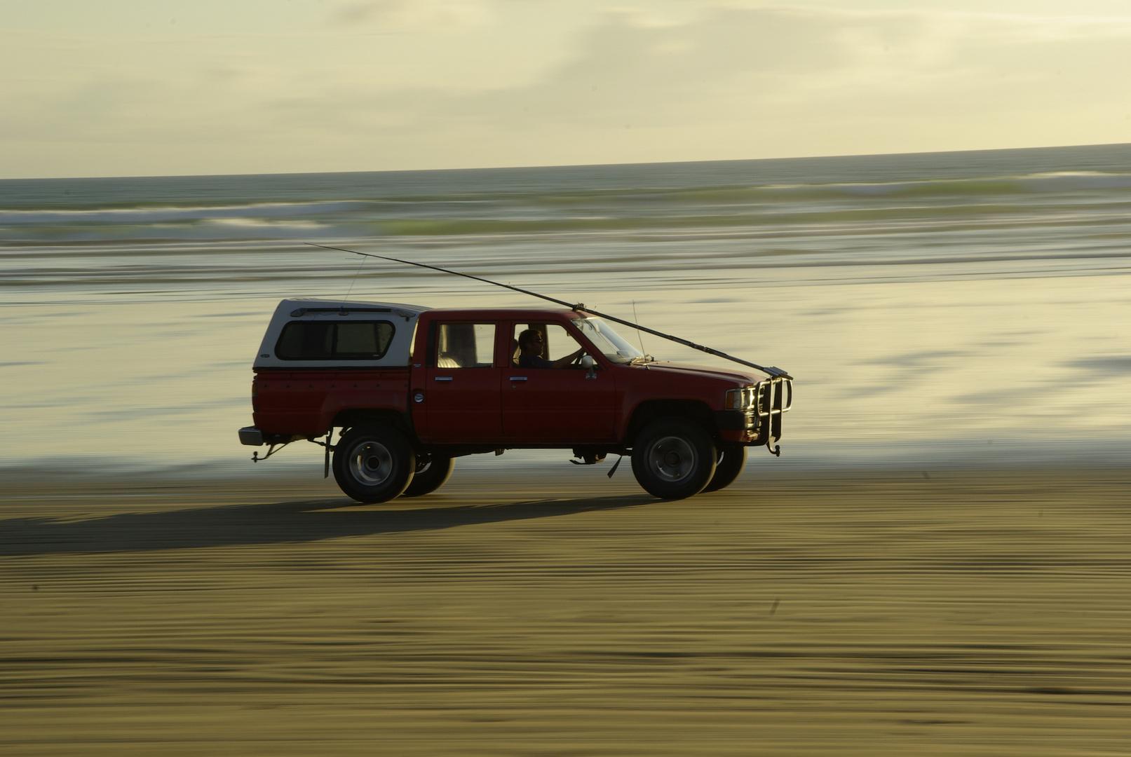 90 Miles Beach Racing