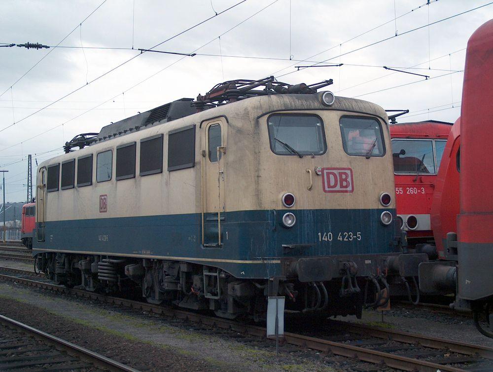 91 80 6140 423-5 D-DB (ex E 40 023)