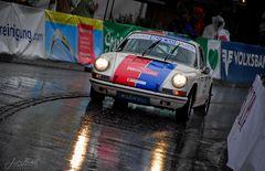 ... 911er im Regen ...