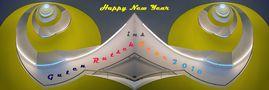 Happy New Year von Markus Peerenboom